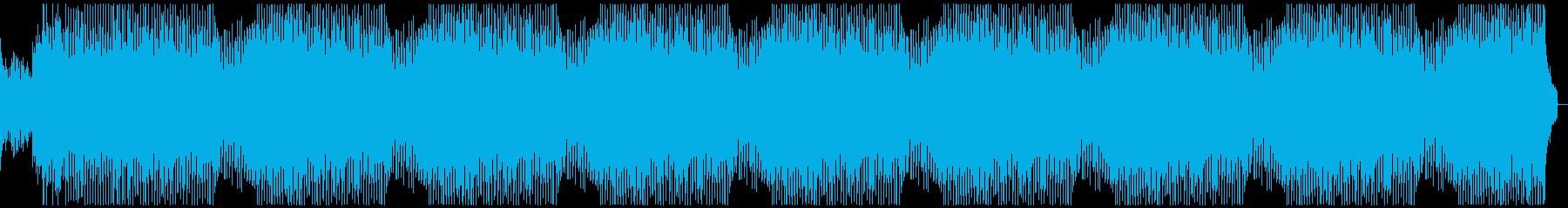 力強く爽やか、説明、紹介、企業VP10分の再生済みの波形