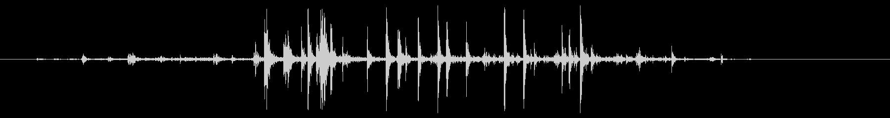 ショートカリカリボーンブレイク、フ...の未再生の波形