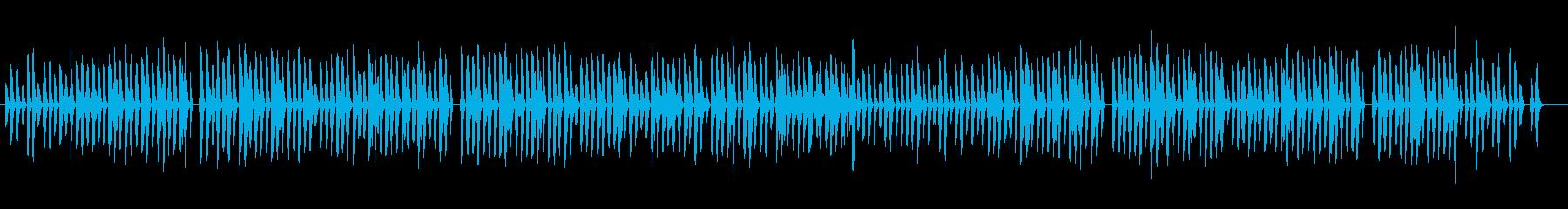 aほのぼのした軽快で可愛らし曲 pfの再生済みの波形
