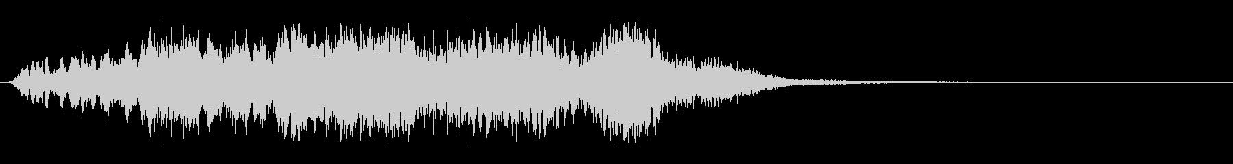 チューブメナスの未再生の波形