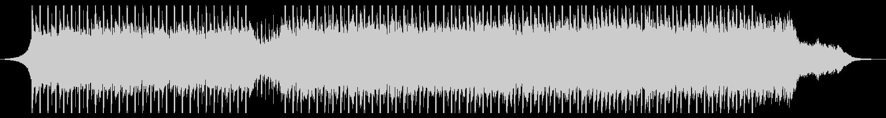 アチーブメント(60秒)の未再生の波形
