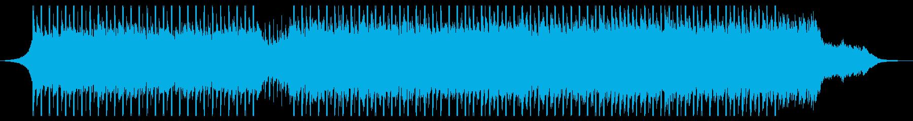 アチーブメント(60秒)の再生済みの波形