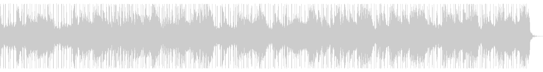大人なR&B_No638_1の未再生の波形