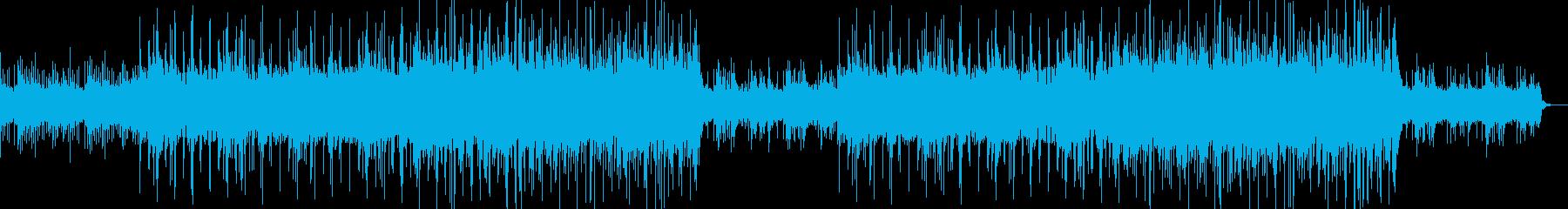 和風・バラード・感動的・琴の再生済みの波形