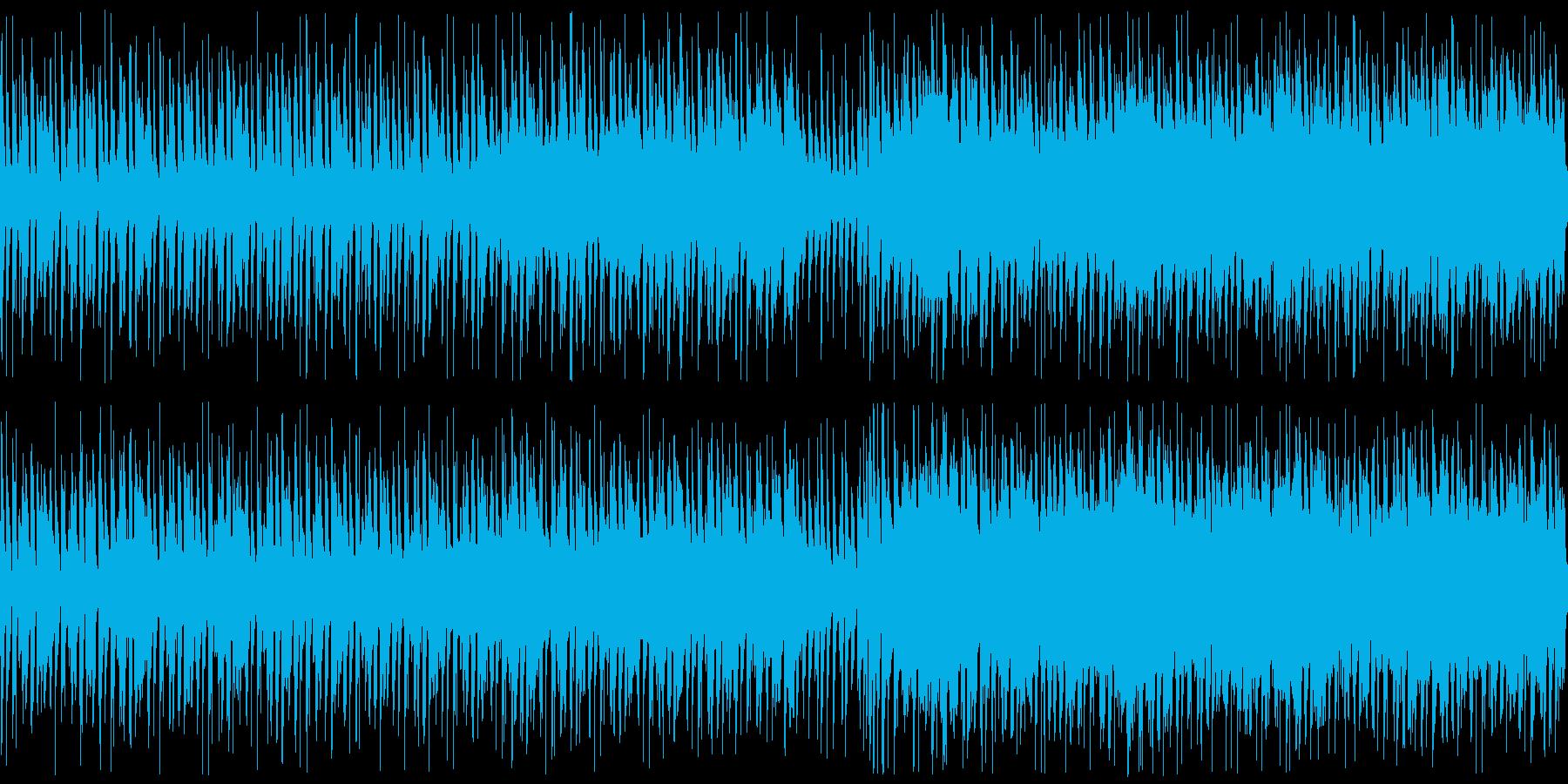 【メロディ抜き】爽やかで朗らかなアンサンの再生済みの波形