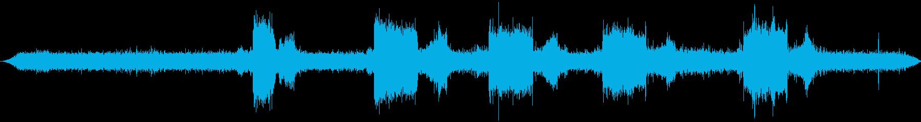 アンティーク製材所:ディーゼルエン...の再生済みの波形