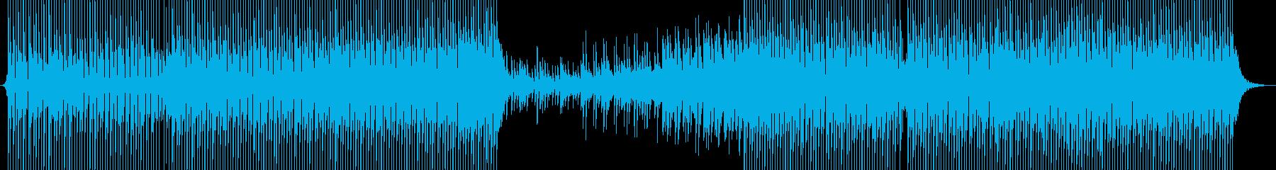 ポップ テクノ ほのぼの 幸せ フ...の再生済みの波形