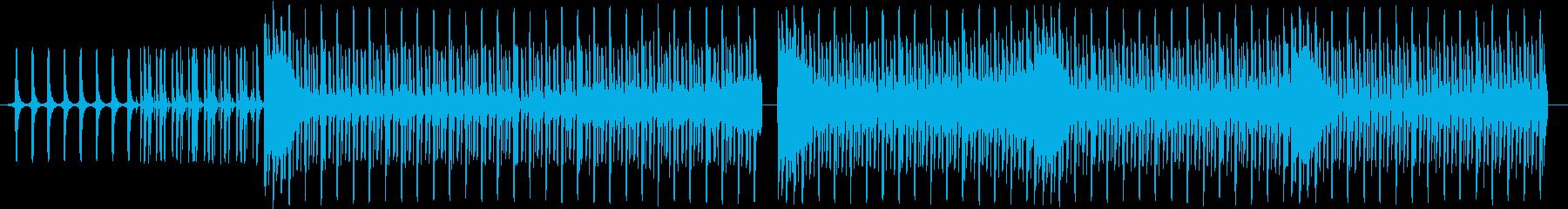 エレクトロポップ研究所弾む幸せな楽しい。の再生済みの波形