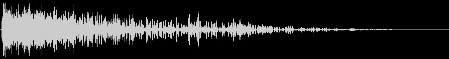 エレクトロライントゥワンエクスプロ...の未再生の波形