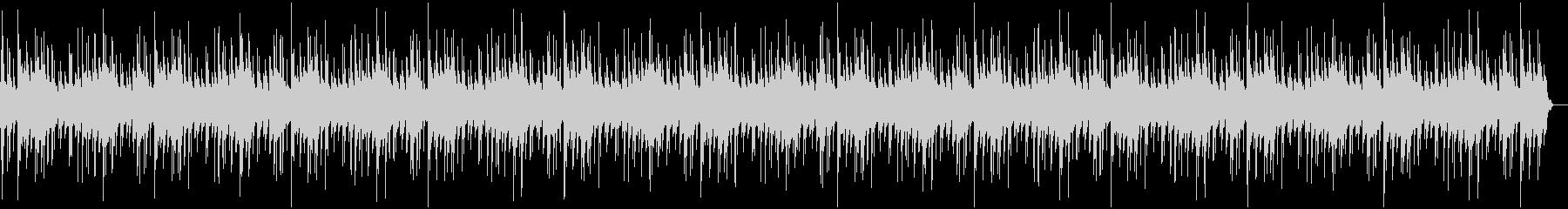 感動的でやさしさあるピアノバラードの未再生の波形