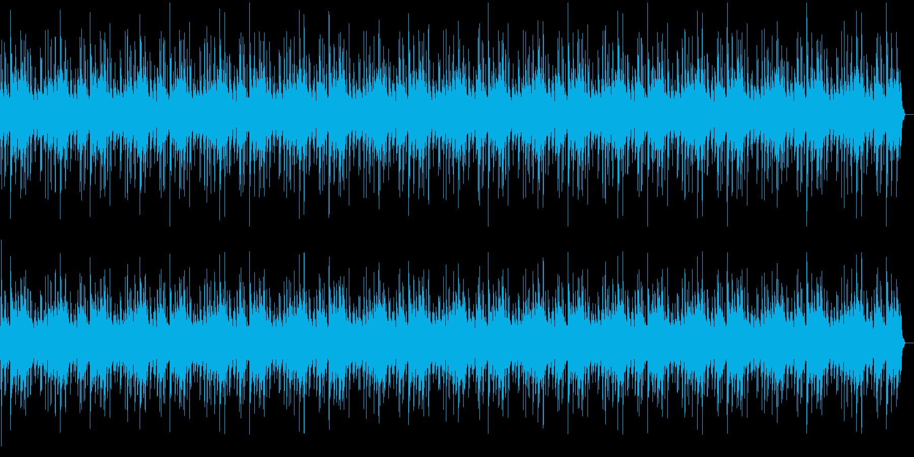感動的でやさしさあるピアノバラードの再生済みの波形