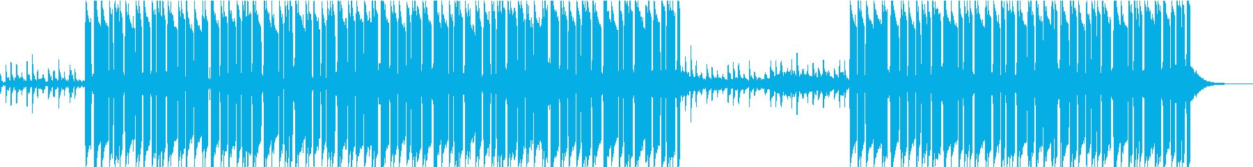 トラップ ヒップホップ アンビエン...の再生済みの波形