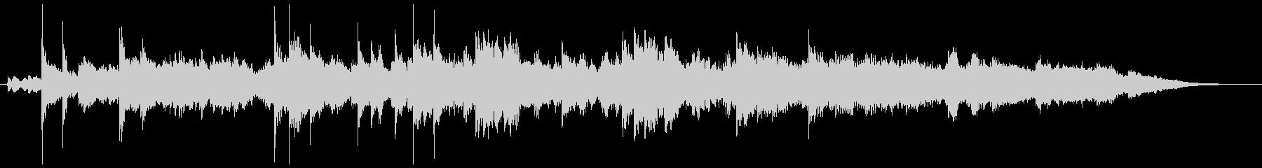 背景音 異世界 2の未再生の波形