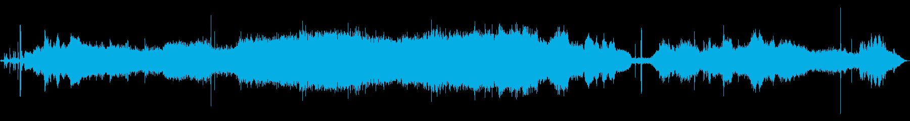 電気自動車:Int:スタート、中高...の再生済みの波形