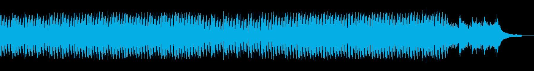 企業VP会社紹介透明感爽やか疾走感A14の再生済みの波形