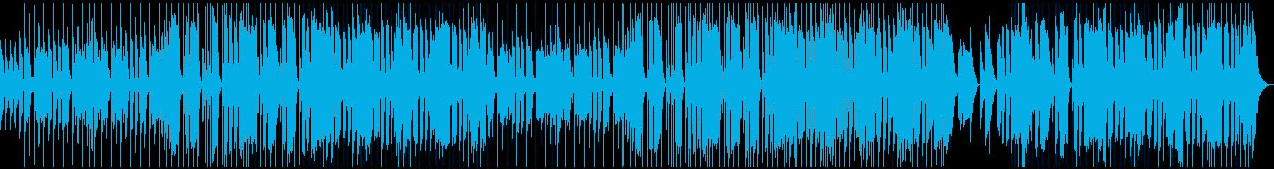 ブルース インディーズ ロック ポ...の再生済みの波形