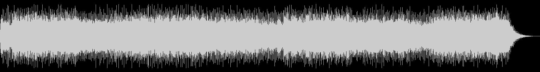 シンセとヴァイオリンとピアノのバトル曲の未再生の波形