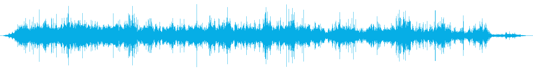 地下のウォーターガイザー:ヘビーイ...の再生済みの波形
