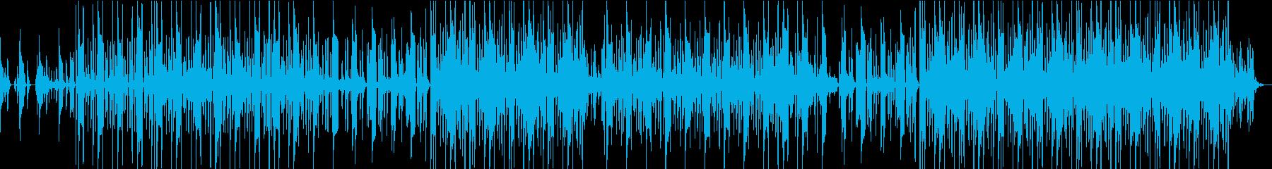 ポップ テクノ 邦楽 K-POP ...の再生済みの波形