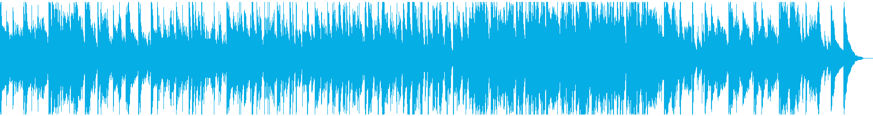 笑顔を取り戻せる優しいピアノ中心の曲の再生済みの波形