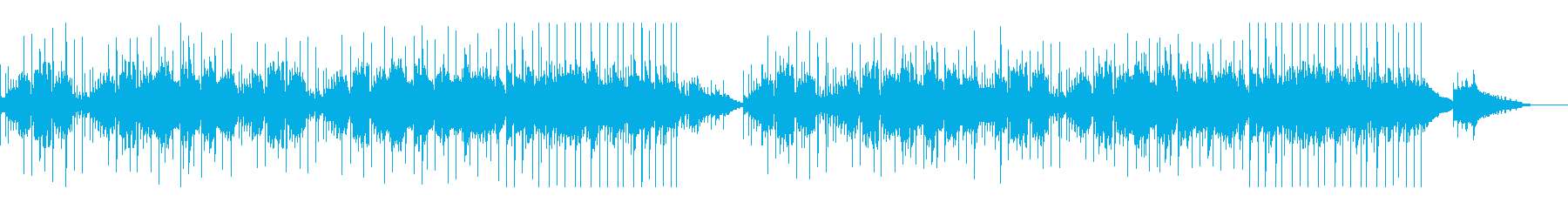 エリーゼのために / ギターとオルゴールの再生済みの波形
