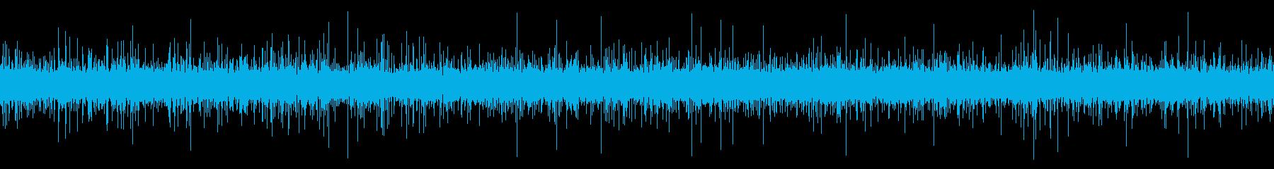 用水路の音【田舎、秋、昼】3 ループの再生済みの波形