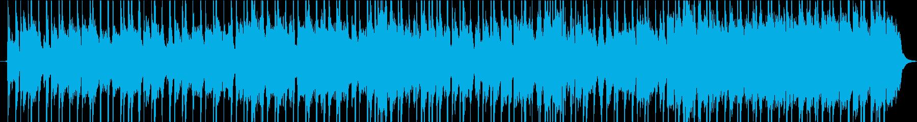 軽快なオルガンが象徴的なBGMの再生済みの波形