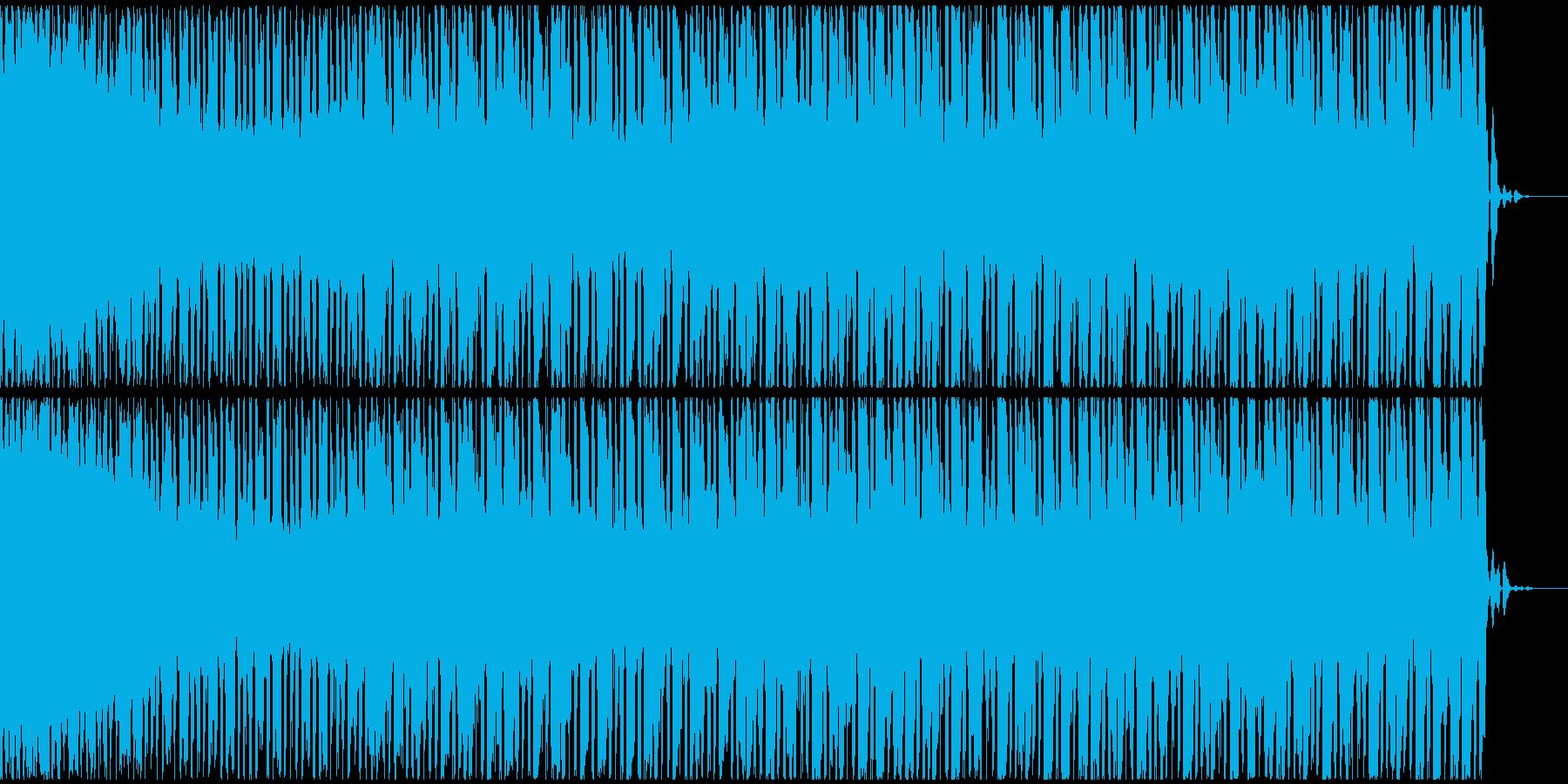 【EDM】トランス、ミディアム1の再生済みの波形