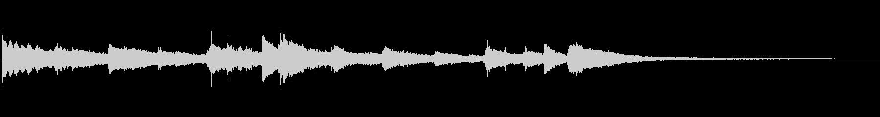 アコーステック センチメンタル 静...の未再生の波形