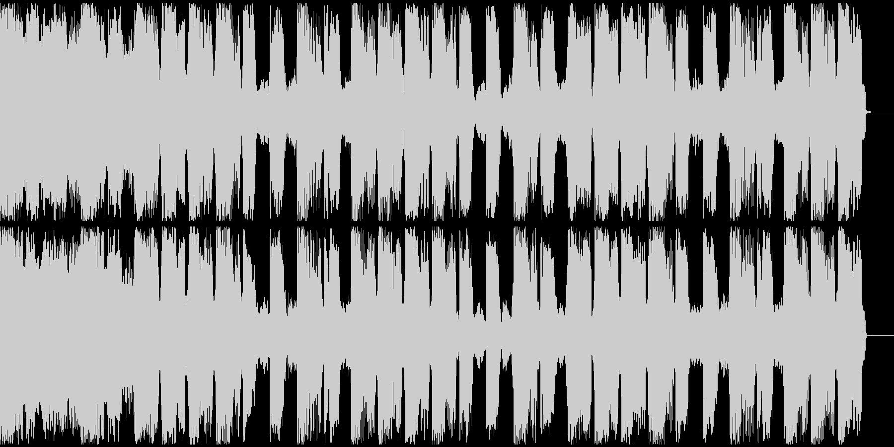 【フューチャーベース】4、ショート1の未再生の波形