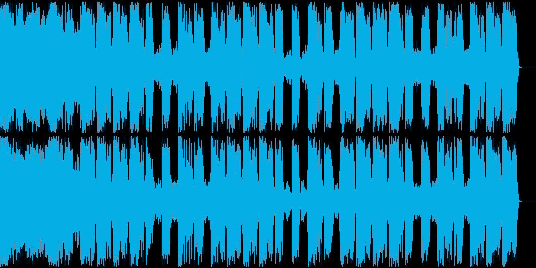 【フューチャーベース】4、ショート1の再生済みの波形