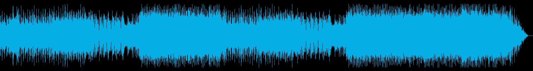 8弦ギターが特徴のシンフォニックメタルの再生済みの波形