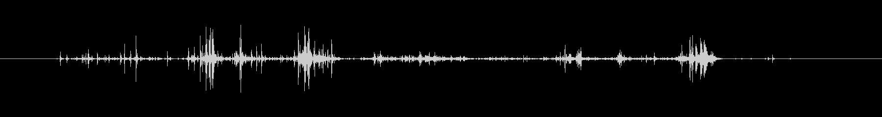 木 スティックススモール02クラッ...の未再生の波形