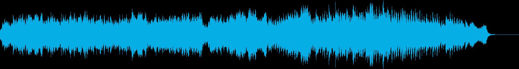 のろまなBGM 動物の謝肉祭 亀 前奏無の再生済みの波形