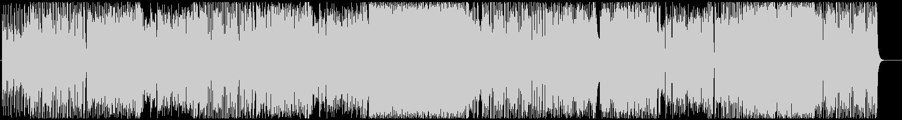 サーカスミラーの未再生の波形