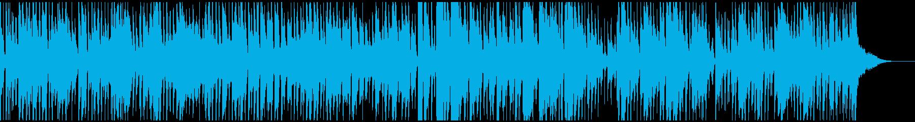 生演奏・渋い大人のアコースティックジャズの再生済みの波形