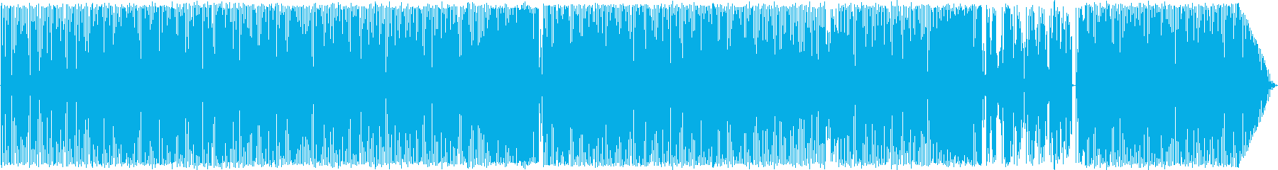 ハッピー、ファニー、ファンキー。広告音楽の再生済みの波形