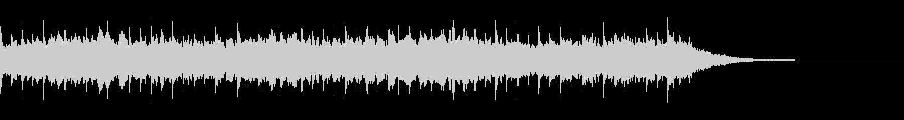 ニュース3(約30秒 ループ可)の未再生の波形