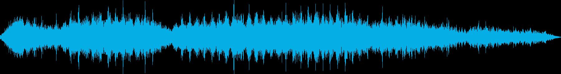 トランスマシン0807 ZGの再生済みの波形
