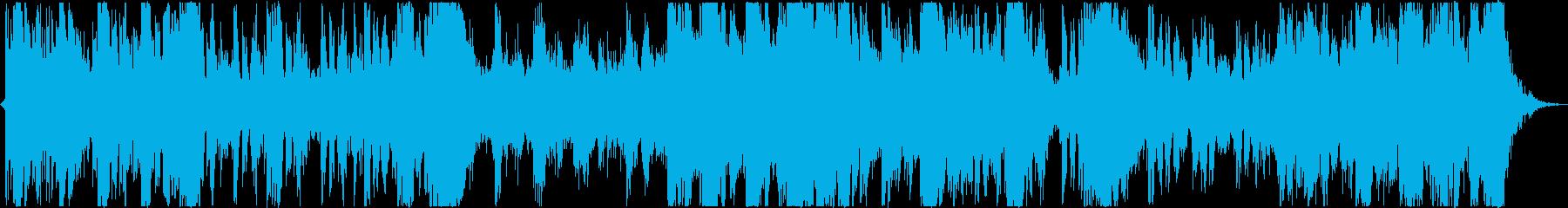 現代的 交響曲 エレクトロ バトル...の再生済みの波形