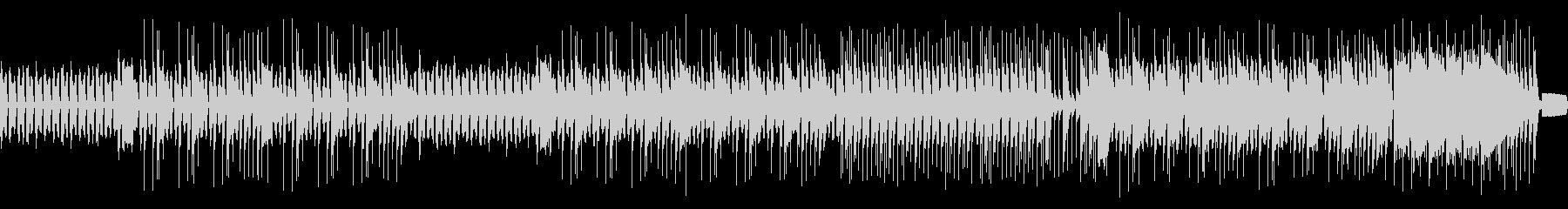【ドラム抜/ループ】コミカルなハロウィンの未再生の波形