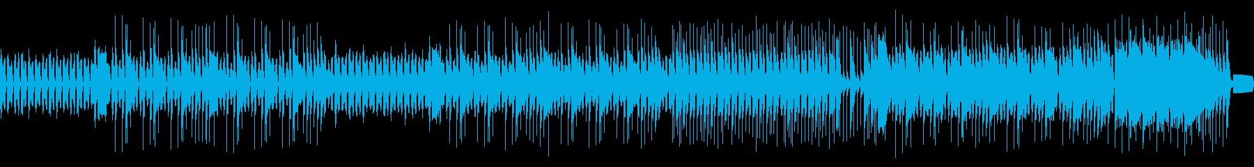 【ドラム抜/ループ】コミカルなハロウィンの再生済みの波形