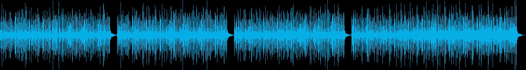 跳ねるピアノ 軽快なリズム オーケストラの再生済みの波形