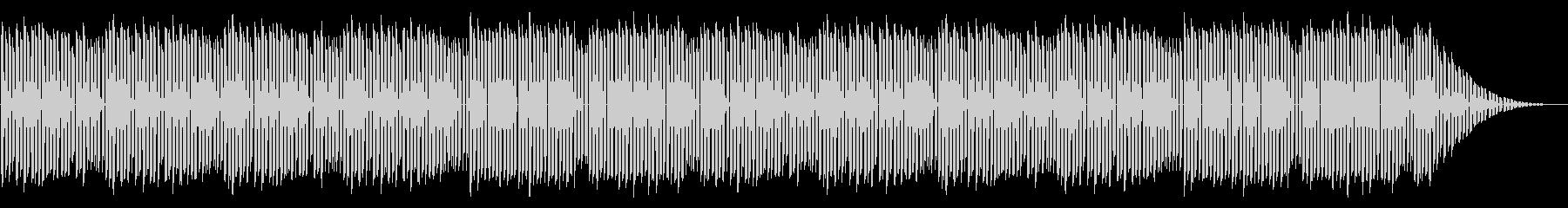 NES 和風 A02-1(ステージ1) の未再生の波形