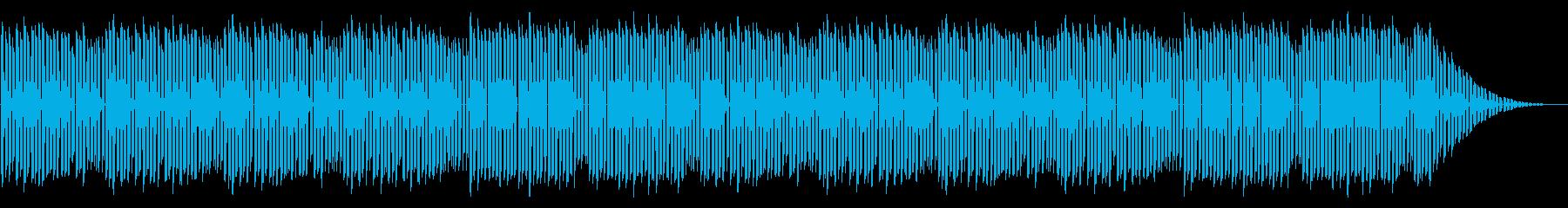 NES 和風 A02-1(ステージ1) の再生済みの波形