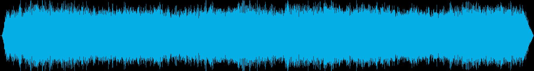 PADS チルエアー02の再生済みの波形