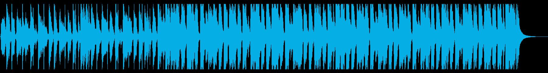 ティーン ポップロック ポジティブ...の再生済みの波形