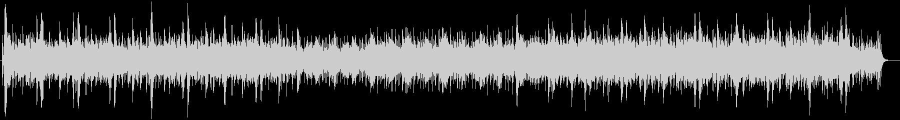 カントリー、アイリッシュ風ヴァイオリン生の未再生の波形