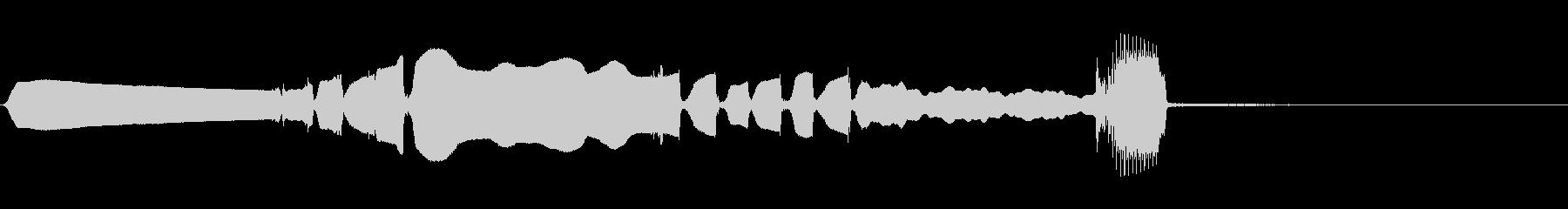アコーデオン:奇数音楽アクセント、...の未再生の波形