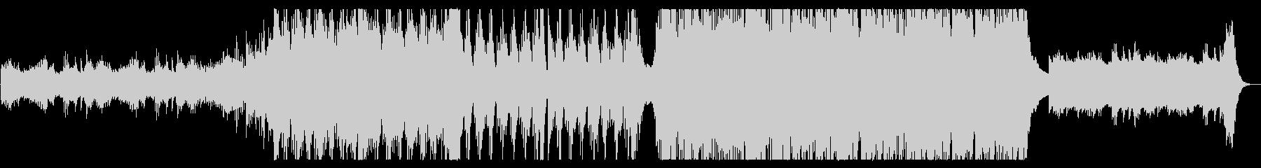 【メロディー無し】オーケスト…壮大・勇敢の未再生の波形